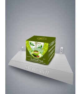 Зелен Чай С Екстракт От Ганодерма