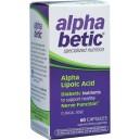 Алфа Бетик Алфа Липоева киселина за диабетици 200 mg