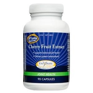 Череша (екстракт от плод), 500 mg х 90 капс., срещу подагра