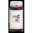 Мултивитамини и минерали A - Z 50+